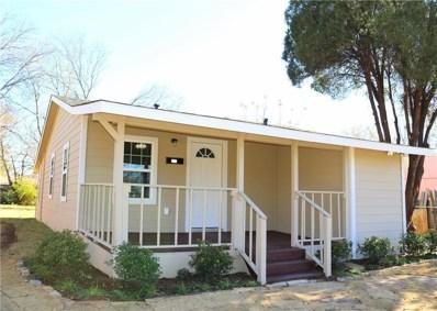 821 Tuskegee Street, Grand Prairie, TX 75051 - MLS#: 13980513