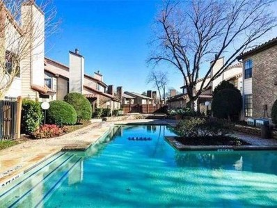 5626 Preston Oaks Road UNIT 13B, Dallas, TX 75254 - MLS#: 13981125