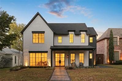 4416 Greenbrier Drive, Dallas, TX 75225 - MLS#: 13981212