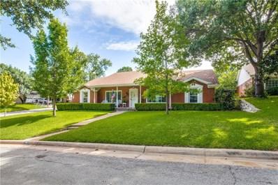 4512 Raintree Court, Fort Worth, TX 76103 - MLS#: 13981883