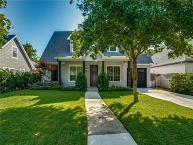 840 Edgefield Road, Fort Worth, TX 76107 - MLS#: 13983679