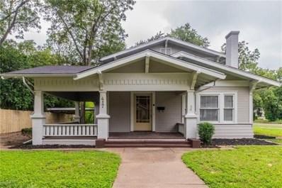 417 Featherston Street, Cleburne, TX 76033 - MLS#: 13984514