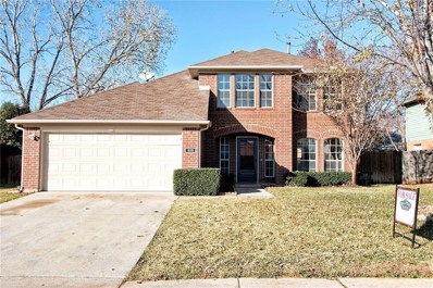 335 Stately Oak Lane, Lake Dallas, TX 75065 - MLS#: 13984727