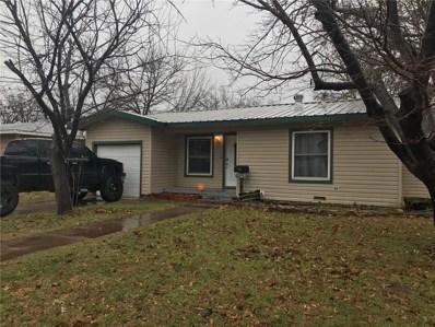 1125 S Jefferson Drive, Abilene, TX 79605 - #: 13985018
