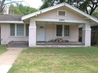 2801 Carter Avenue, Fort Worth, TX 76103 - MLS#: 13985095