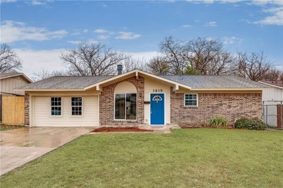 1419 Ridgecrest Drive, Plano, TX 75074 - MLS#: 13985186