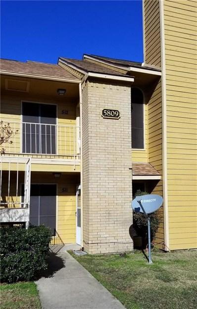 5809 Marvin Loving Drive UNIT 512, Garland, TX 75043 - MLS#: 13986734
