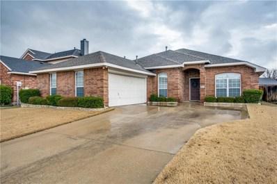 1707 Eastfork Lane, Wylie, TX 75098 - #: 13987014