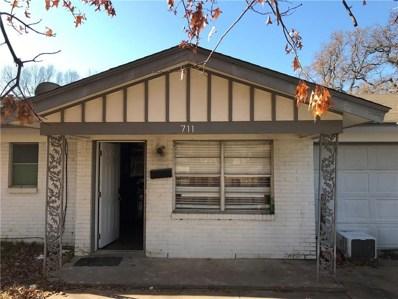 711 W Mills Drive, Euless, TX 76040 - MLS#: 13987195