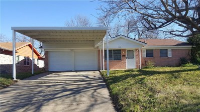 840 Crosby Avenue, White Settlement, TX 76108 - #: 13987286