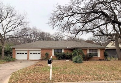 1023 Hopkins Drive, Denton, TX 76205 - MLS#: 13987464