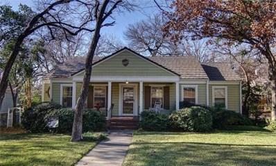 1401 Bluebonnet Drive, Fort Worth, TX 76111 - MLS#: 13987759
