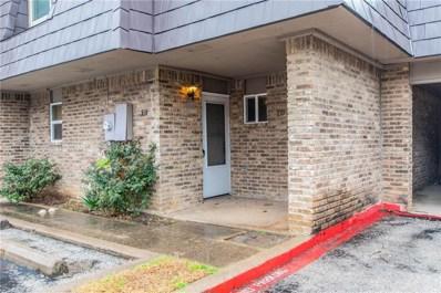 207 E Harwood Road UNIT 19, Euless, TX 76039 - MLS#: 13988104