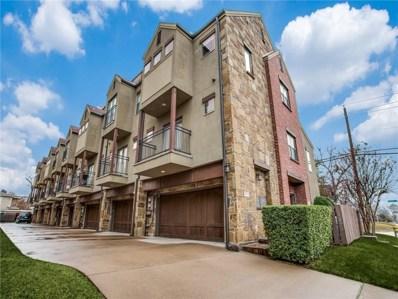 5747 Prospect Avenue UNIT H, Dallas, TX 75206 - MLS#: 13989238