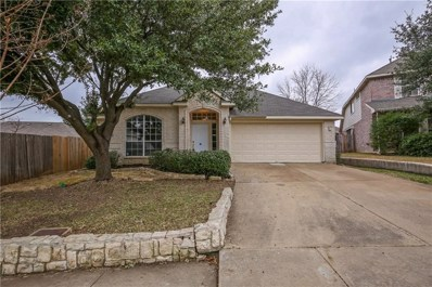 4666 Buffalo Bend Place, Fort Worth, TX 76137 - MLS#: 13990641