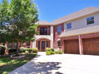 7109 Stone Villa Circle, North Richland Hills, TX 76182 - #: 13991447