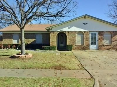 621 Rockledge Drive, Saginaw, TX 76179 - MLS#: 13992155