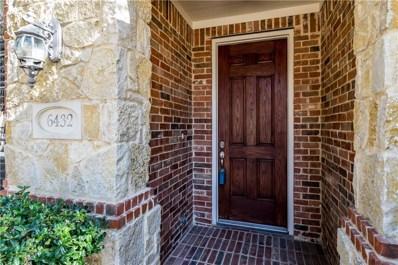 6432 Aldridge Drive, Frisco, TX 75035 - MLS#: 13992513