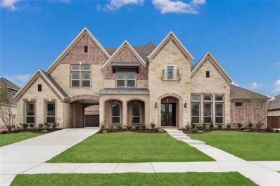 1520 Thackery Lane, Prosper, TX 75078 - #: 13992555