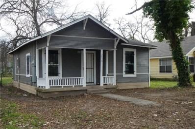 2634 Carpenter Avenue, Dallas, TX 75215 - MLS#: 13993016