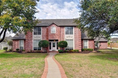 1003 Colonial Court, Kennedale, TX 76060 - MLS#: 13994684