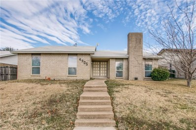 4905 Strickland Avenue, The Colony, TX 75056 - MLS#: 13994830