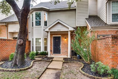 4050 Frankford Road UNIT 604, Dallas, TX 75287 - MLS#: 13995460