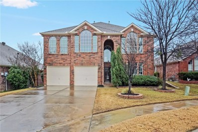 4104 Walnut Creek Court, Fort Worth, TX 76137 - #: 13995704