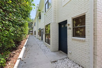 2806 Knight Street UNIT 102, Dallas, TX 75219 - MLS#: 13996047
