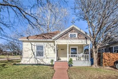851 Winston Street, Dallas, TX 75208 - MLS#: 13996050