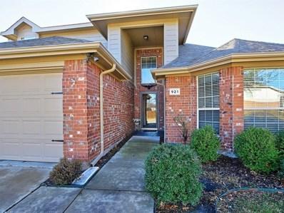 921 Acacia Drive, Anna, TX 75409 - MLS#: 13996162
