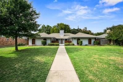 5029 Mill Run Road, Dallas, TX 75244 - MLS#: 13996456