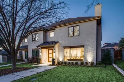 6629 Del Norte Lane, Dallas, TX 75225 - MLS#: 13997016