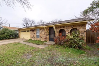 3613 Briercliff Drive, Denton, TX 76210 - MLS#: 13997574