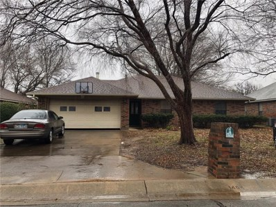 1404 Copper Ridge Street, Denton, TX 76209 - #: 13997646