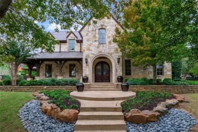 1400 Fountain Grass Court, Westlake, TX 76262 - MLS#: 13999255
