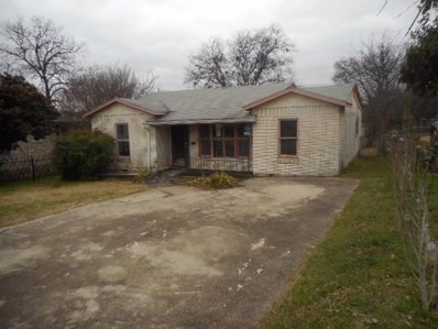 2903 Ross Avenue, Fort Worth, TX 76106 - MLS#: 13999616