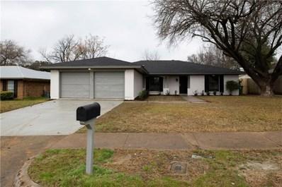 1915 Overbrook Drive, Arlington, TX 76014 - #: 14000206