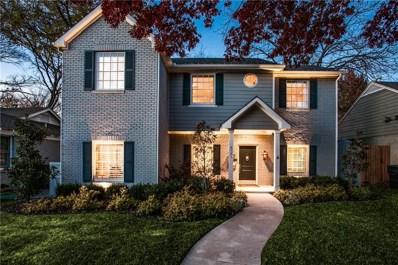 4731 Purdue Avenue, Dallas, TX 75209 - MLS#: 14001204