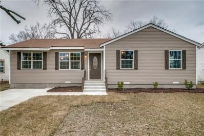 2833 Ruidosa Avenue, Dallas, TX 75228 - MLS#: 14001345