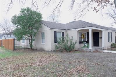2712 Mission Street, Fort Worth, TX 76109 - MLS#: 14001519