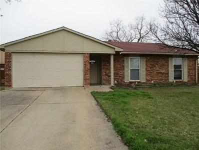 1110 Loving Trail, Grand Prairie, TX 75052 - MLS#: 14001677