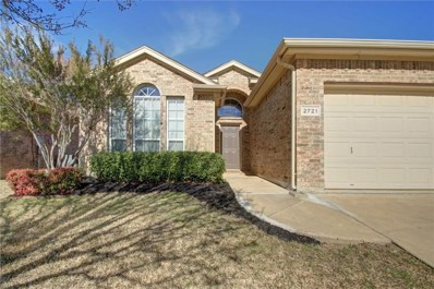 2721 Evening Shade Drive, Fort Worth, TX 76131 - MLS#: 14001890