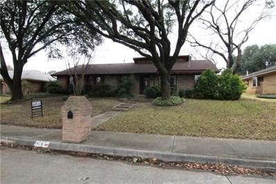 1414 San Antone Lane, Lewisville, TX 75077 - MLS#: 14001895
