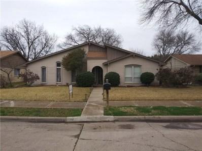 601 San Clemente Drive, Garland, TX 75043 - MLS#: 14002054