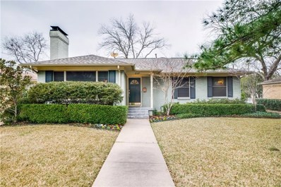 6337 Sudbury Drive, Dallas, TX 75214 - MLS#: 14002344