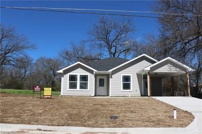 821 E 5th Street, Bonham, TX 75418 - #: 14002863