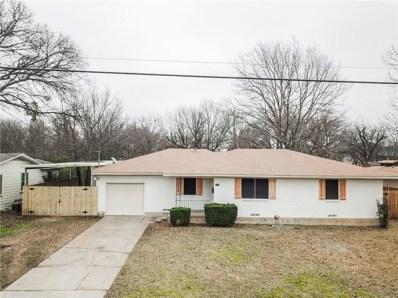 1506 Anna Street, Denton, TX 76201 - #: 14002961