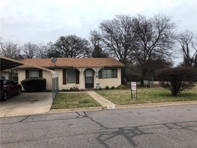 601 Park Lane, Denton, TX 76205 - #: 14003397