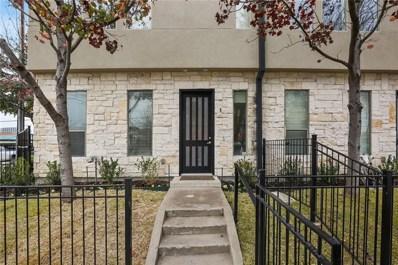 1600 N Haskell Avenue UNIT 1, Dallas, TX 75204 - #: 14003449